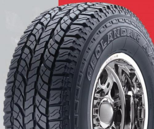 Yokohama Geolandar A T S Radial Tires Off Road Tire